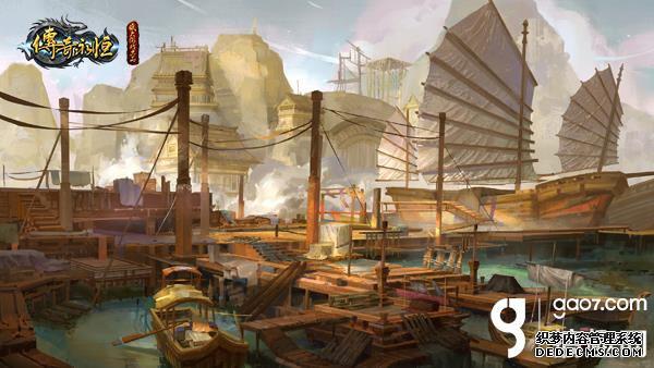 碧海出苍月 《传奇传奇外传永恒》那些关于苍月岛的传说